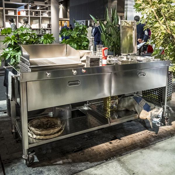 "Mobile da cucina per giardino - UNIT 190 ""EUROCUCINA ..."