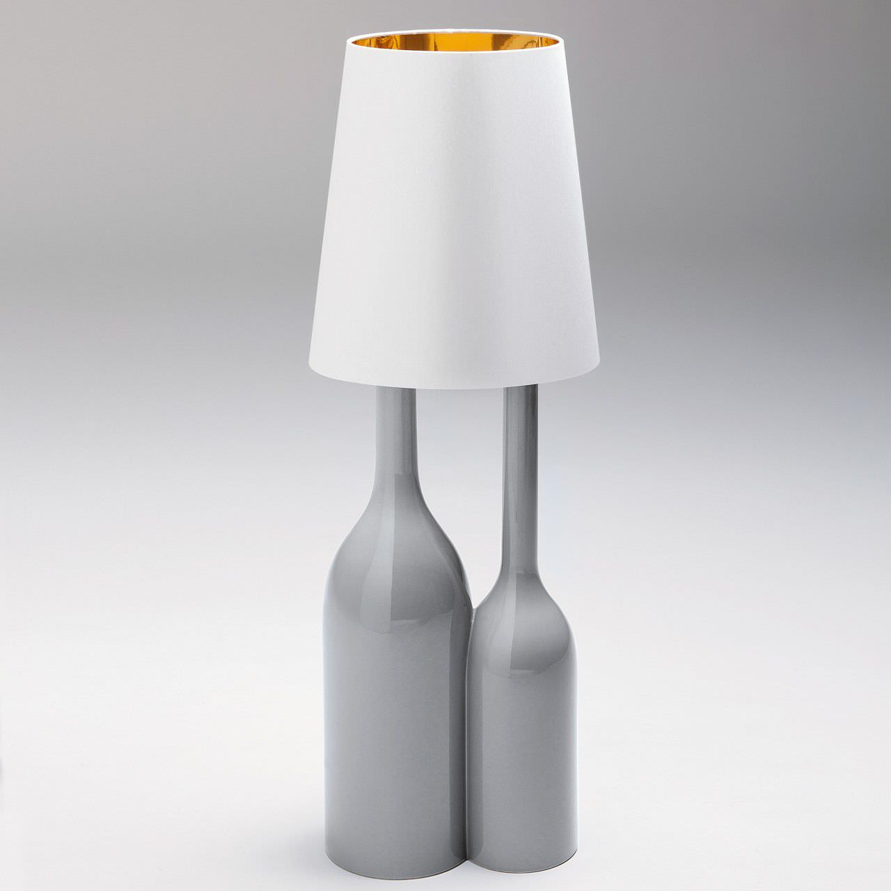 Design Lampade Da Tavolo lampada da tavolo / design originale / in tessuto / in ceramica