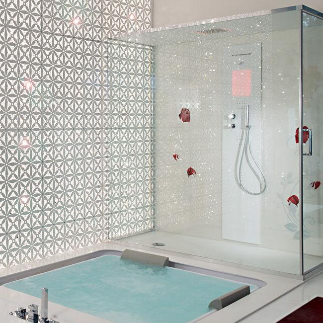Bagni Moderni In Marmo.Bagno Moderno Wellness Brummel In Marmo In Acciaio