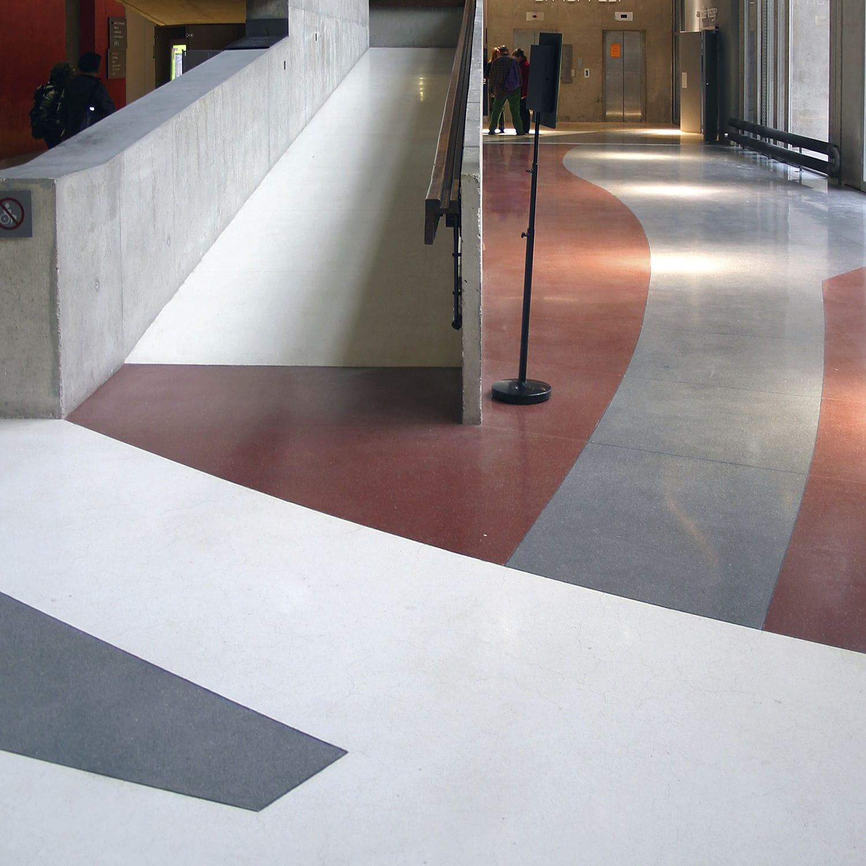 Pavimento In Resina Foto pavimento in resina epossidica / in terrazzo / in marmo / in