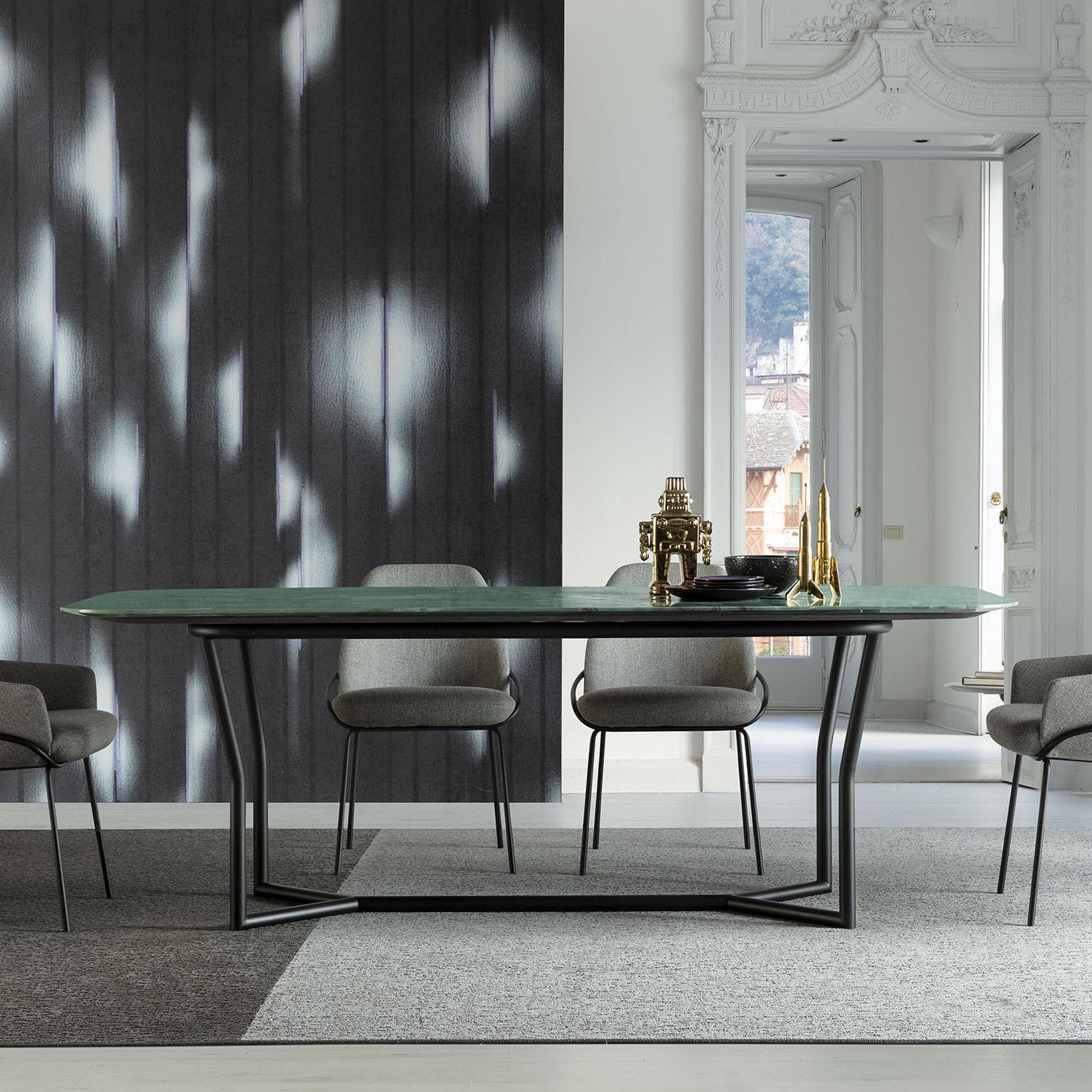 Tavolo da pranzo design originale - CJ - BERTO SALOTTI ...