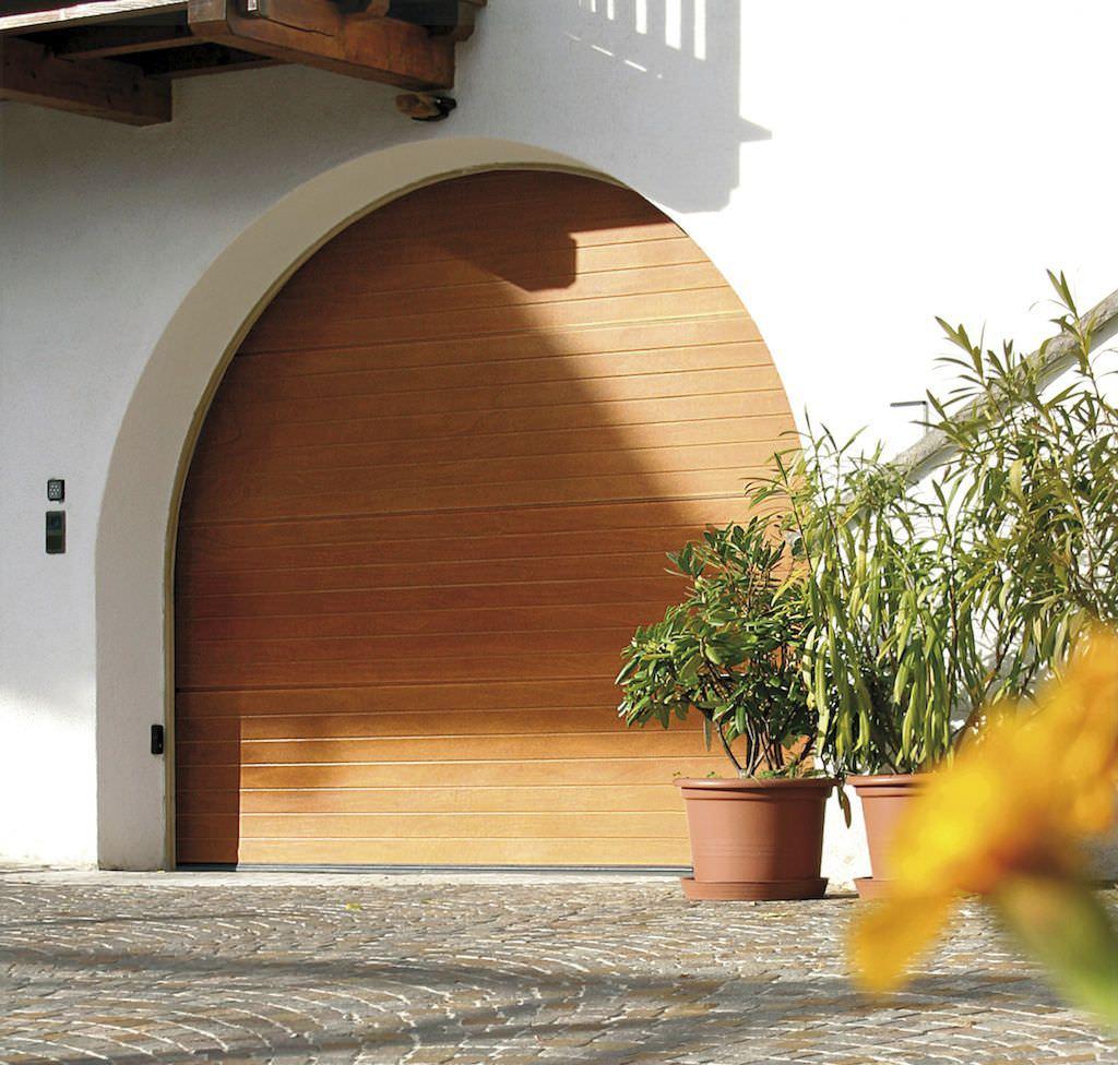 Arco Per Porta porta sezionale per garage - pegaso standard - breda sistemi