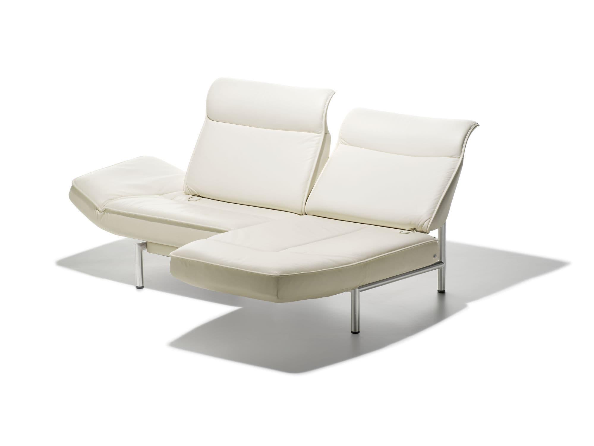 Divano moderno - DS-450 - de Sede AG - in pelle / 2 posti ...