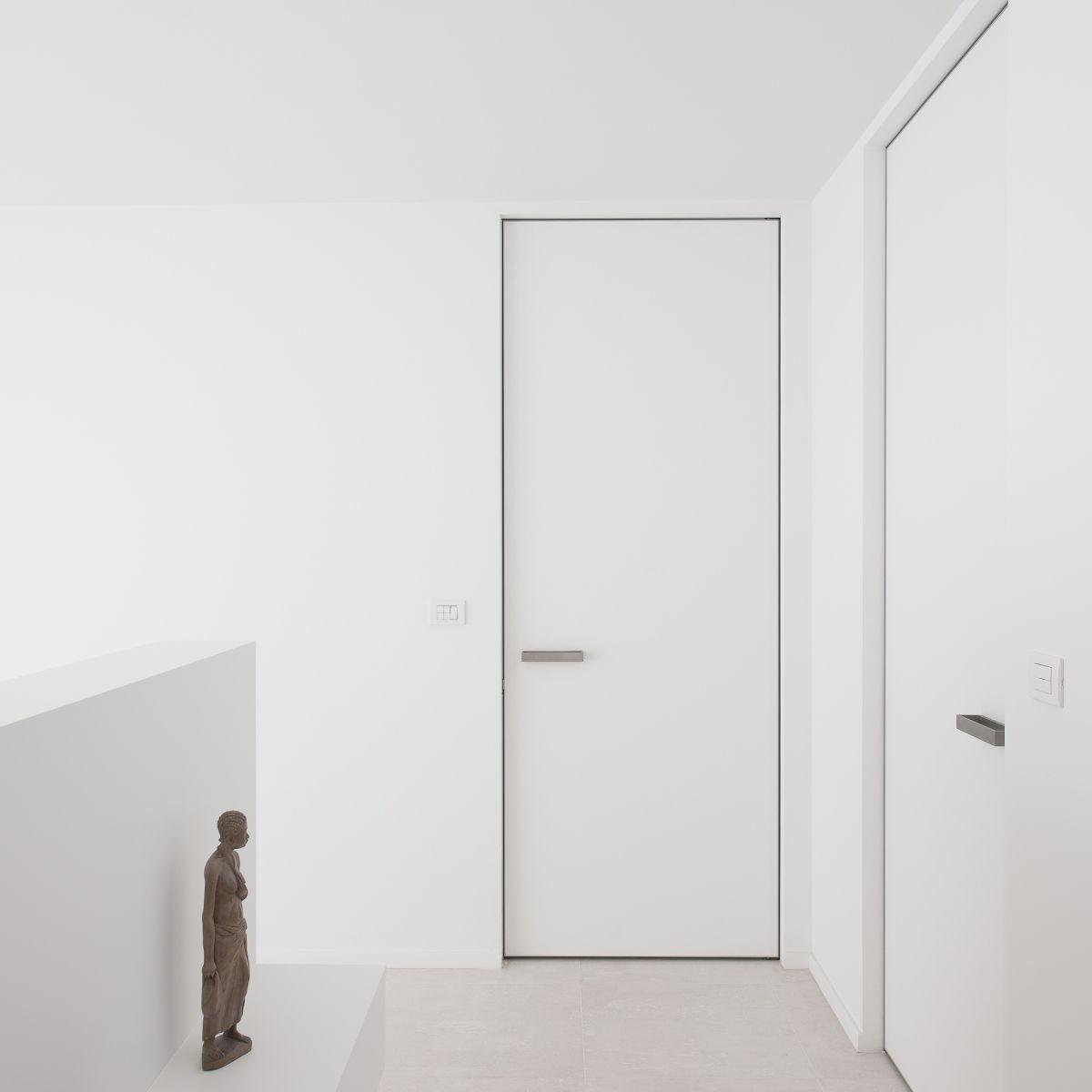 Porte In Alluminio Anodizzato cornice di porte in alluminio anodizzato - ibo - anyway doors