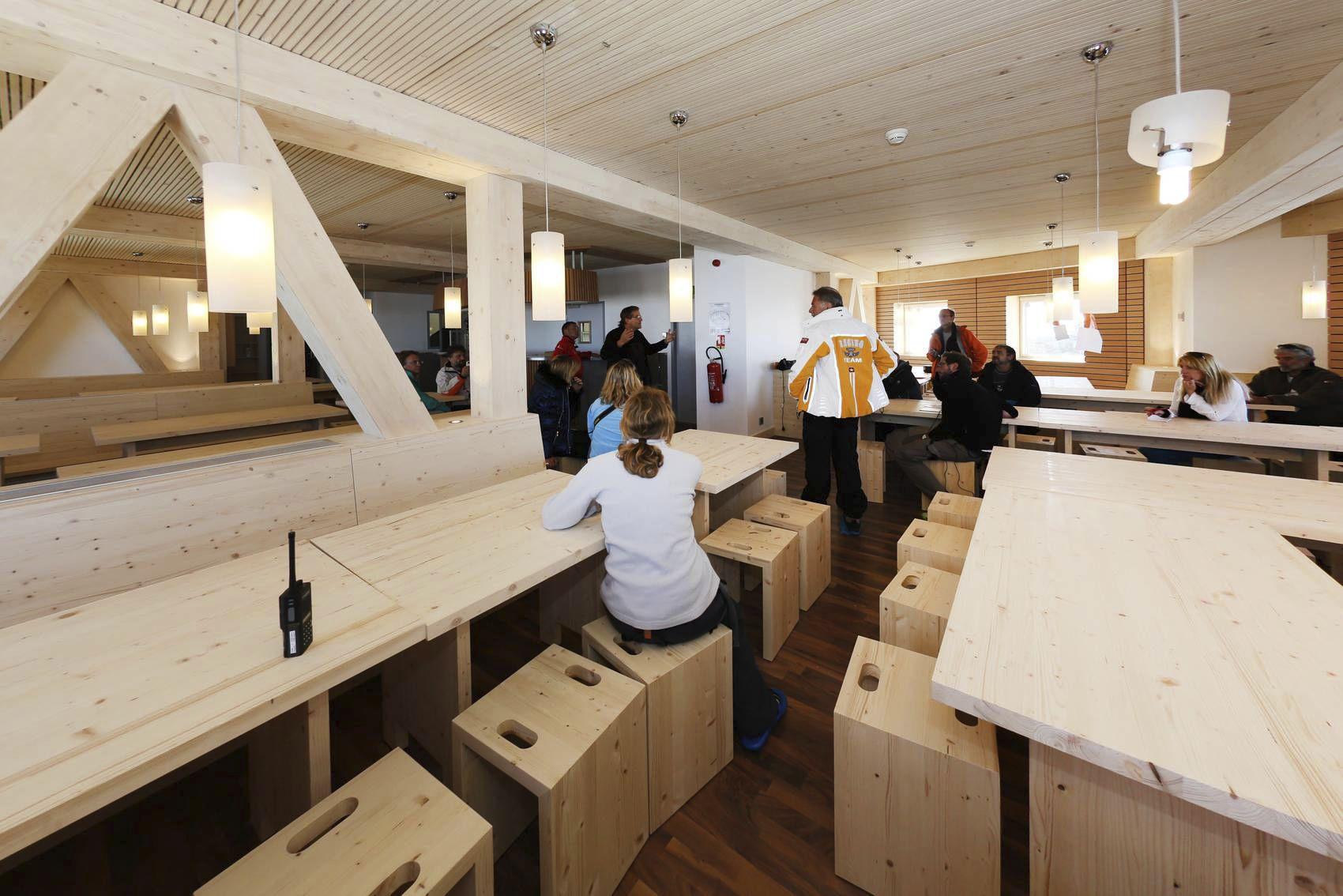 Solaio In Legno Lamellare Autoportante solaio autoportante - r q3 - lignotrend - in legno massiccio