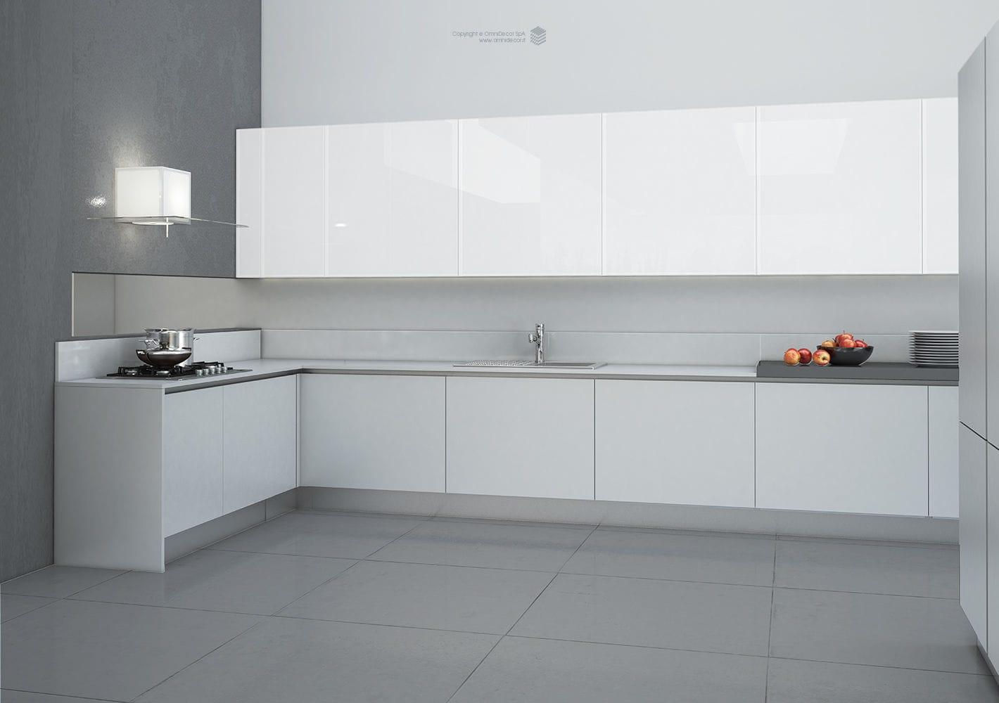Pannelli Per Dietro Cucina pannello decorativo di rivestimento per cucina da parete