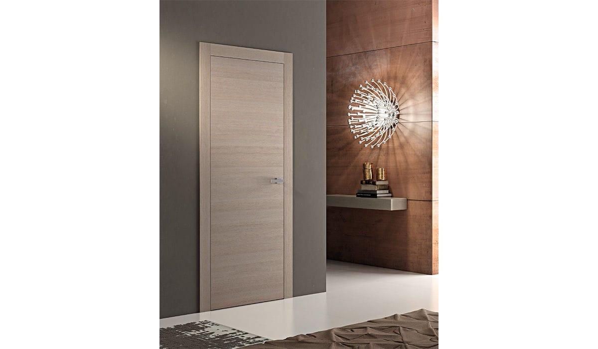Porta da interni / battente / a scomparsa / in legno - DECORATI ...