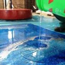 Resine Epossidiche Pavimenti.Pavimento In Resina Epossidica Liquida Residenziale