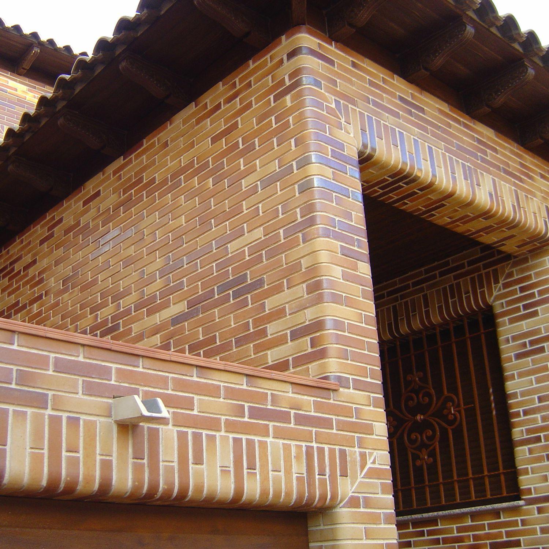 Mattoni Bianchi Per Esterni mattone forato - aragon - la paloma cerámicas - per facciata