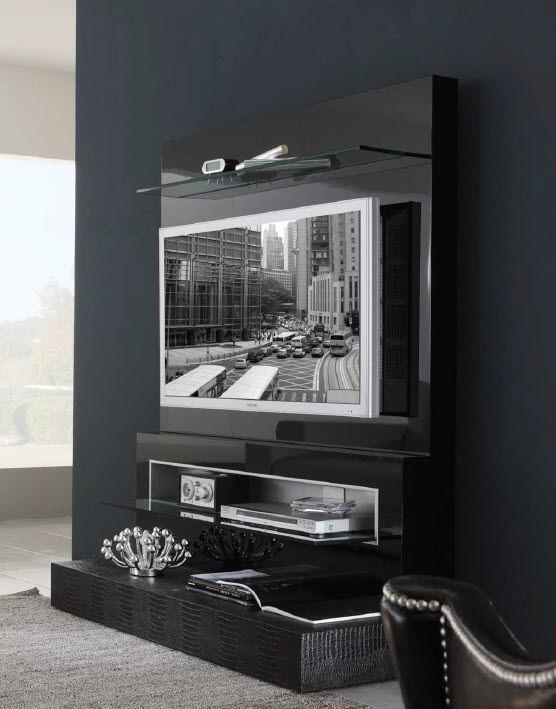 Porta Tv Design Innovativo.Mobile Porta Tv Moderno Hi Fi In Legno Laccato Diamond