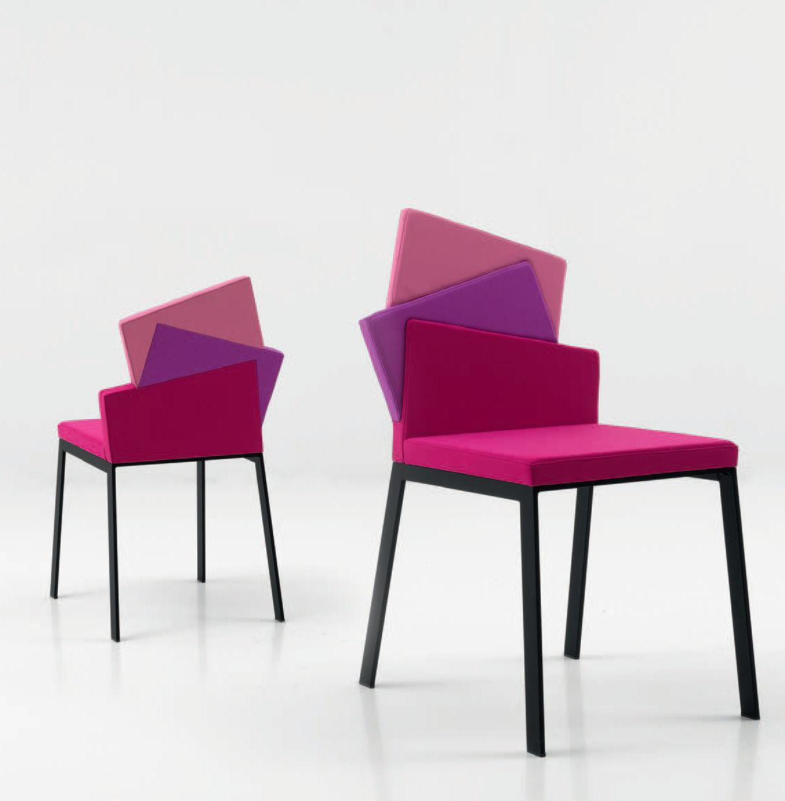 Sedie Tessuto Design.Sedia Design Originale In Tessuto