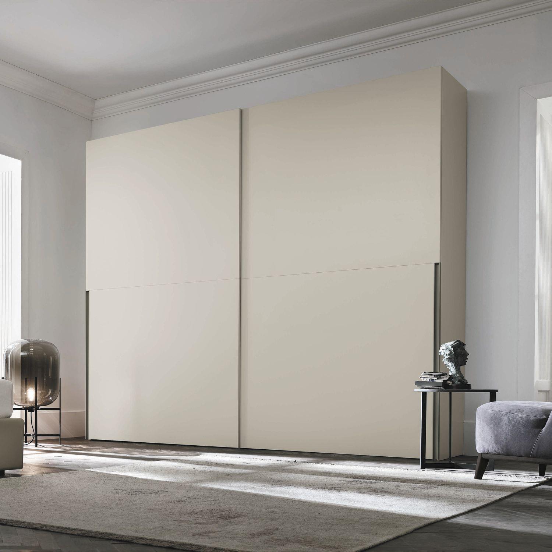 Armadio moderno / in legno / in melamminico / con porta ...