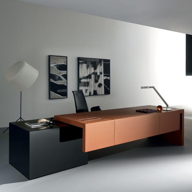 Scrivania direzionale - KYO - Martex - in legno / moderna ...