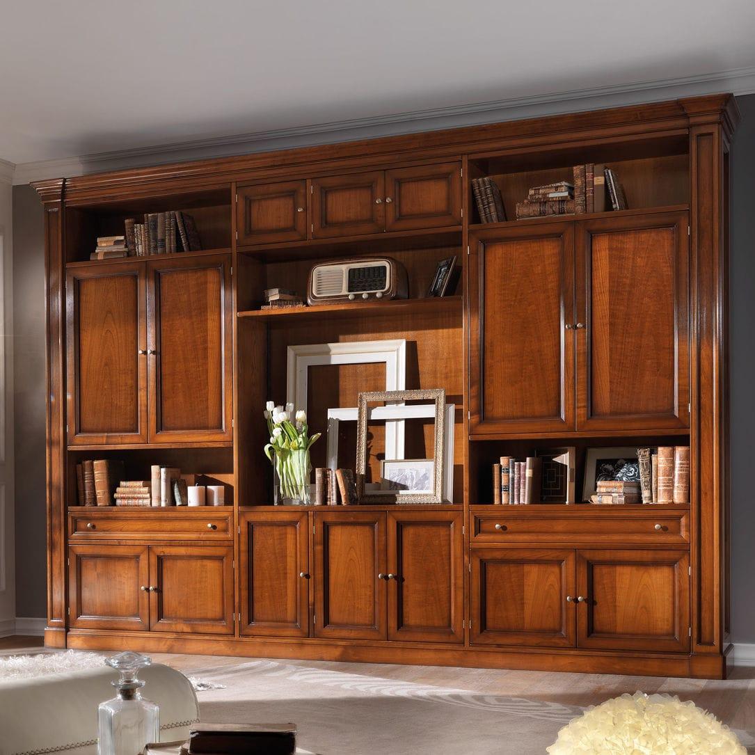 Parete attrezzata per soggiorno classica - GRENOBLE : GR06 ...