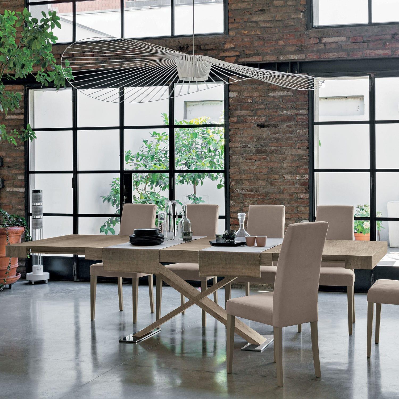 ASTERION 180 - Tavolo da pranzo design scandinavo / in laminato / con  supporto in laminato / rettangolare by Target Point New | ArchiExpo