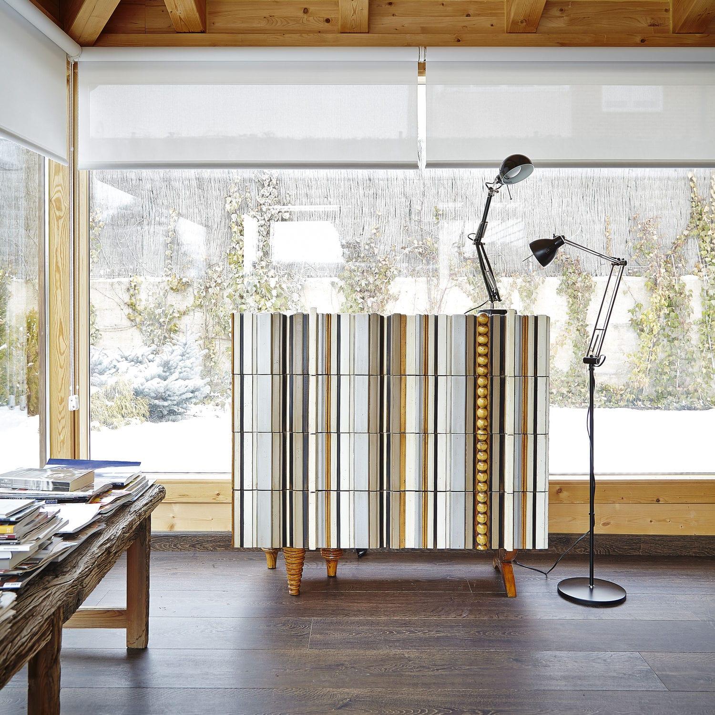 Legno Laccato Su Misura cassettone moderno - reina: 22172 - lola glamour - in legno