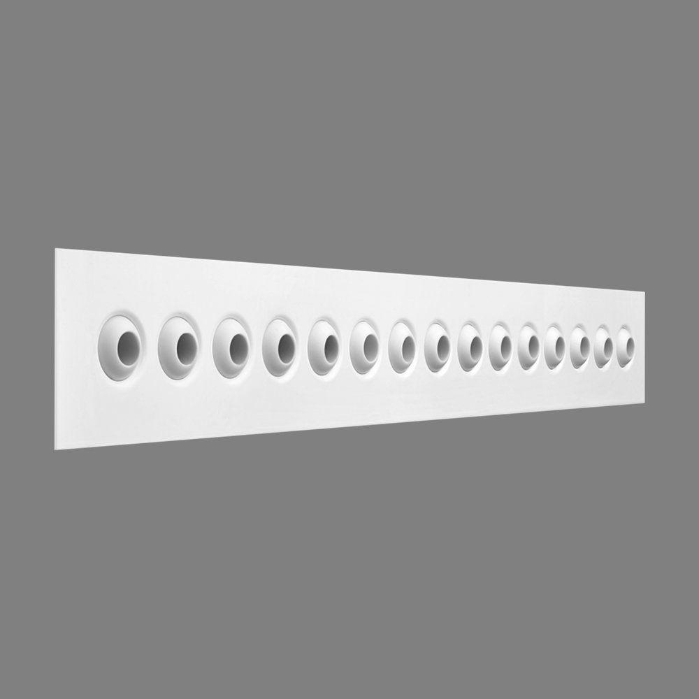 Diffusori Lineari Aria Condizionata diffusore d'aria da soffitto - kis - madel - da parete