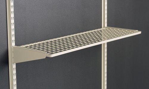 Scaffale A Muro Metallo.Mensola Moderno In Metallo Per Negozio 80211 Ab Hyllteknik