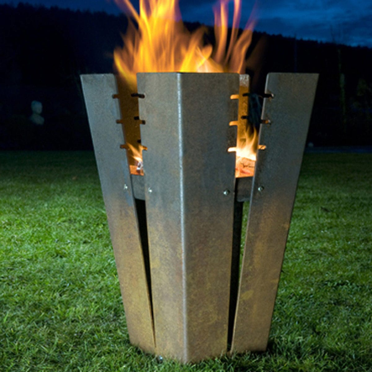 Barbecue Moderni Da Giardino - Landhausstil
