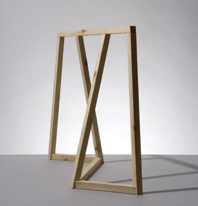 Cavalletto per tavoli - 1 X 1 - studiomama