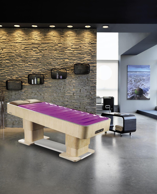 Massaggio Su Lettino Ad Acqua.Letto Ad Acqua Da Massaggio Contract Spa Dream 2in1 Lemi Group