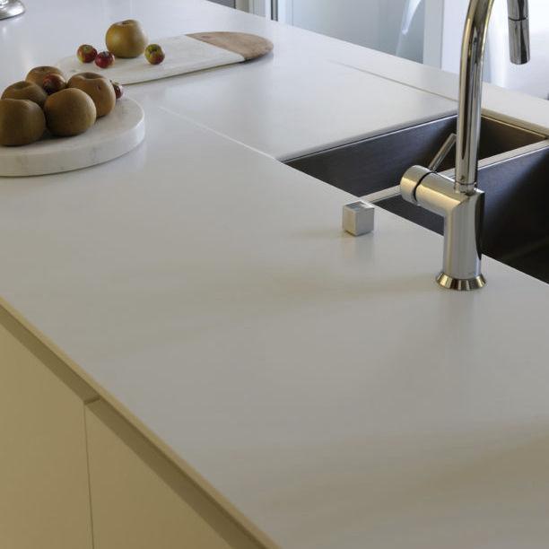 Piano di lavoro in Corian® - IMAGE 02 - IMAGE - da cucina ...