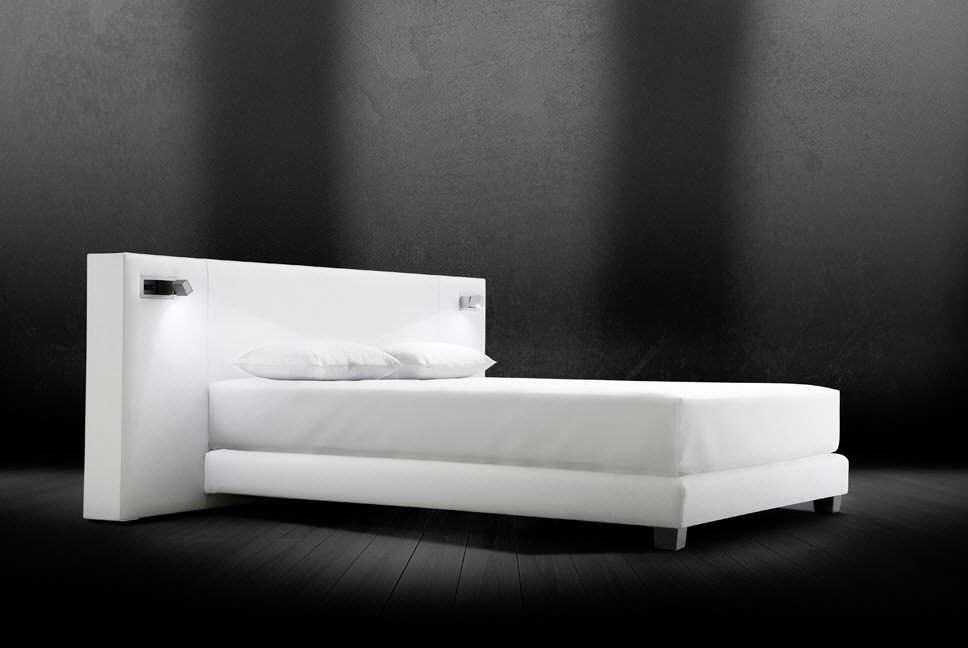 Testiere Letto Matrimoniale Moderne.Testiera Per Letto Matrimoniale Cube Wide Treca Interiors