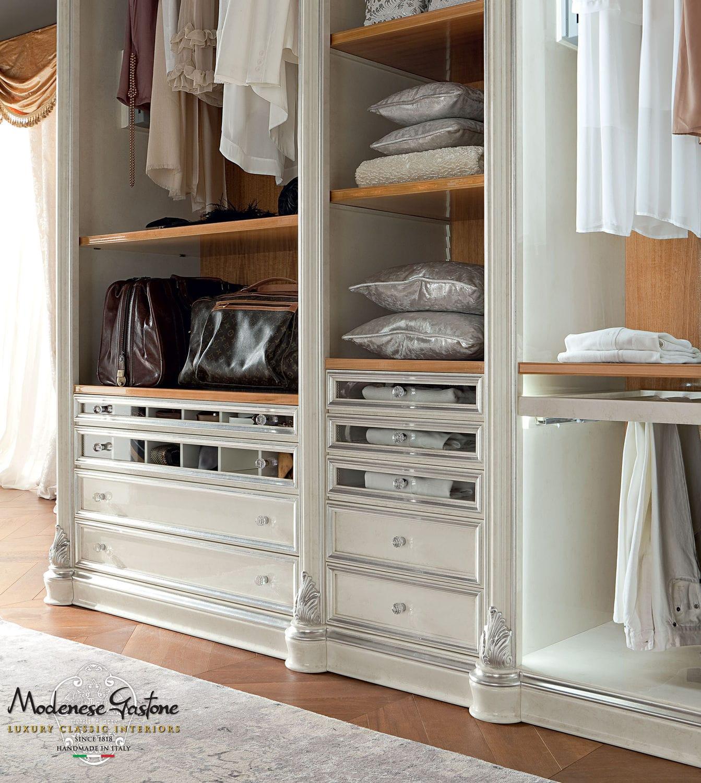 ad angolo armadio classica Cabina VITA BELLA in legno Om8wvn0N