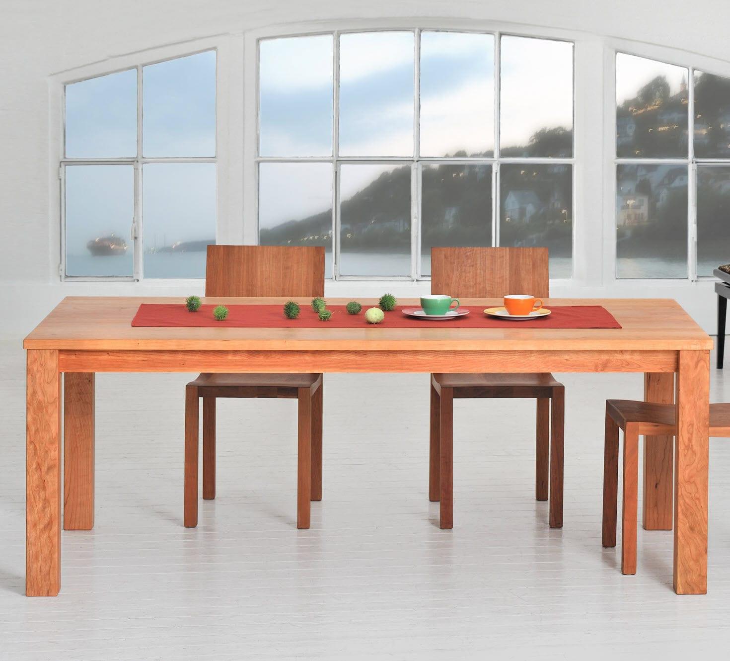 Tavolo da pranzo moderno - FORTE 3 B9X9 - vitamin design ...