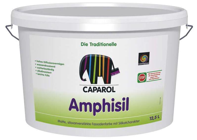 Pittura decorativa - AMPHISIL - Caparol - da esterno / per ...