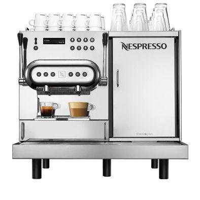 Macchina Da Caffe Combinata Aguila Nespresso Per Ufficio Automatica A 2 Gruppi