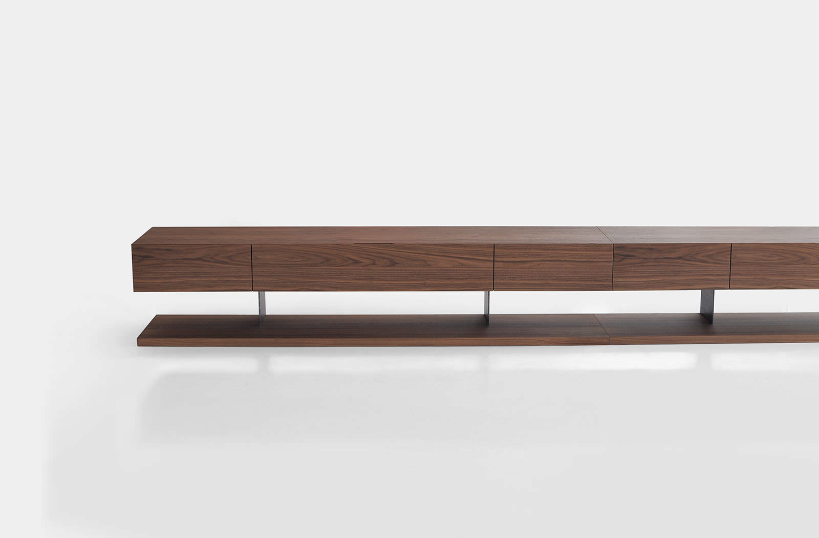 Mobile porta TV moderno / in legno - STANDARD - BENSEN