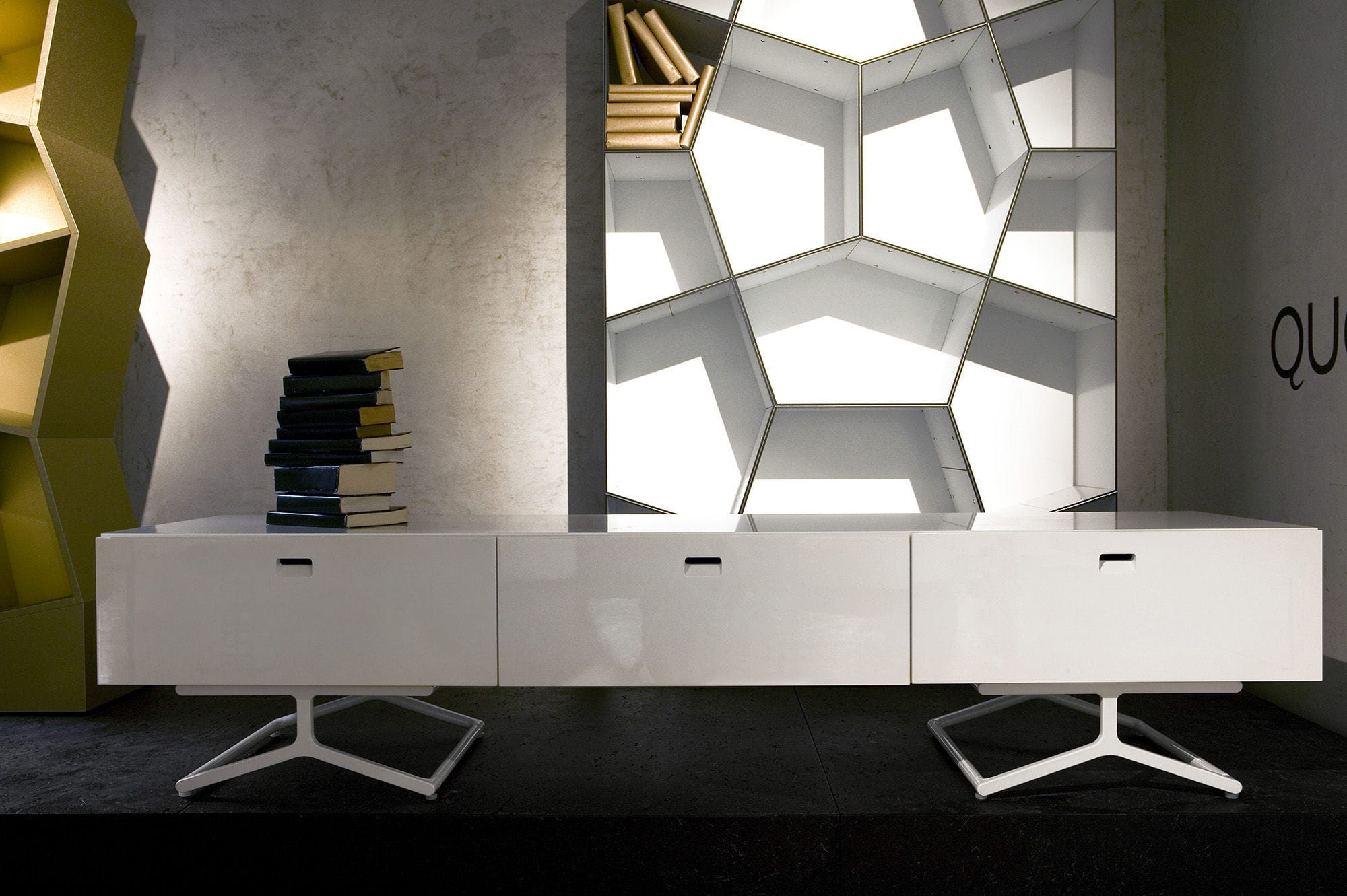 mobile porta TV design minimalista / hi-fi / lowboard / su misura