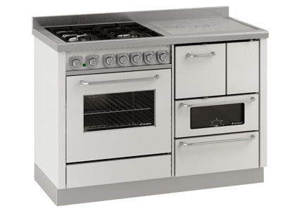 Blocco cucina a gas / elettrico / con doppia alimentazione ...