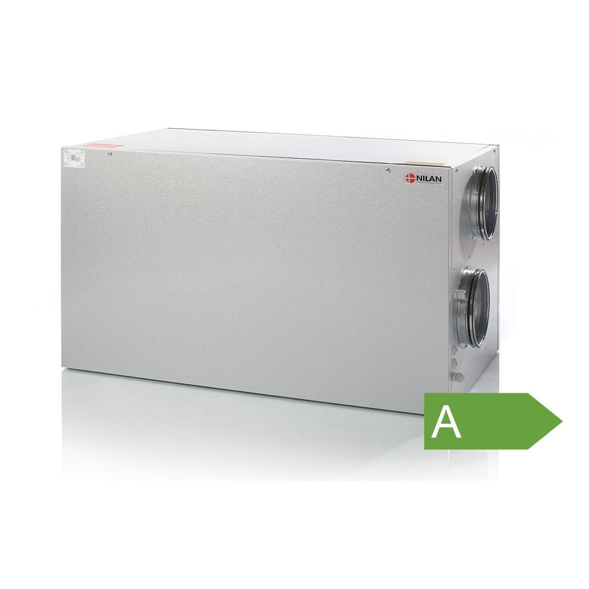 Pompa Di Calore Per Bagno unità di ventilazione centralizzato - comfort 450 - nilan a