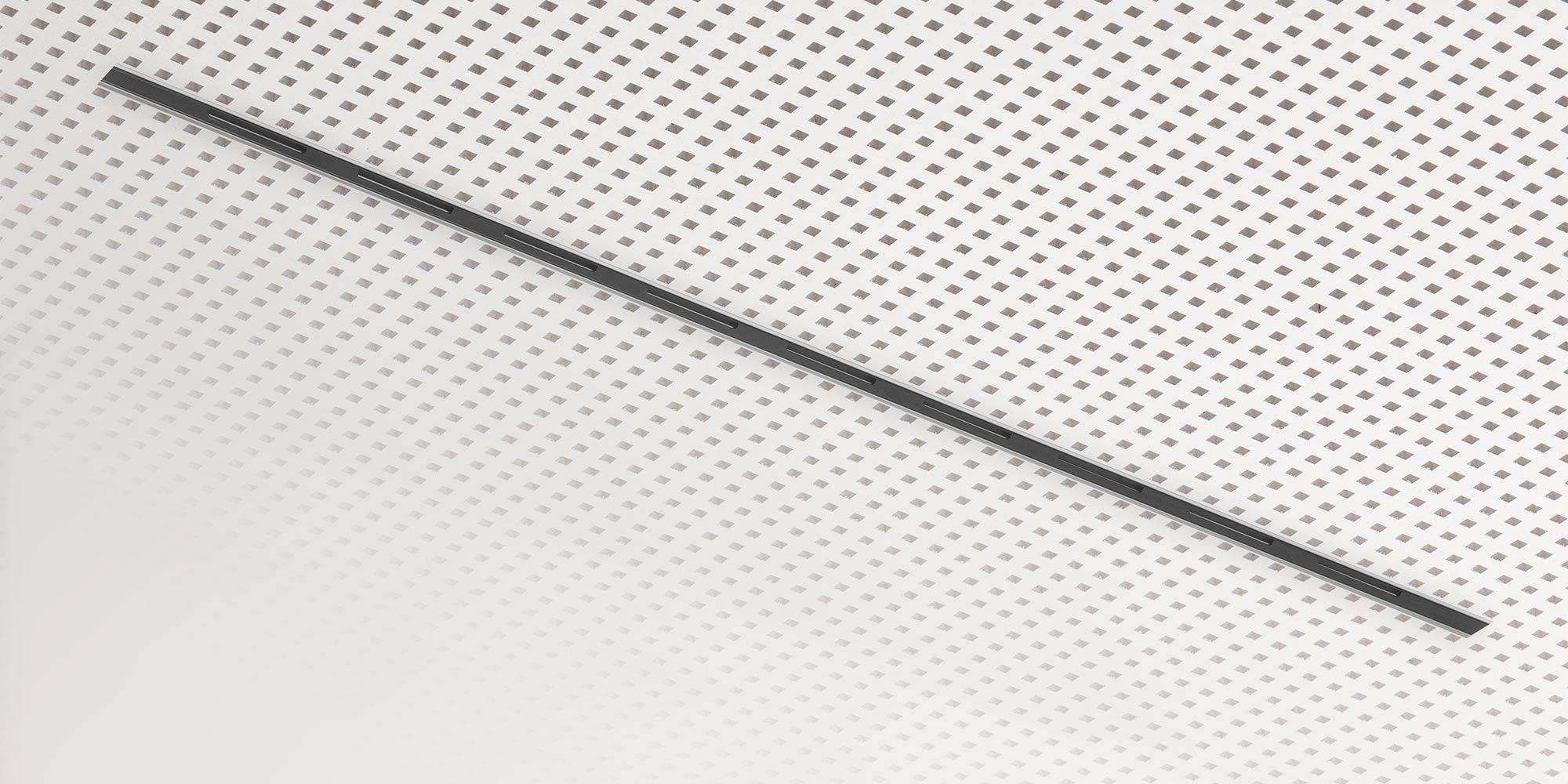 Diffusori Lineari Aria Condizionata diffusore d'aria da soffitto - indul - kiefer gmbh luft- und
