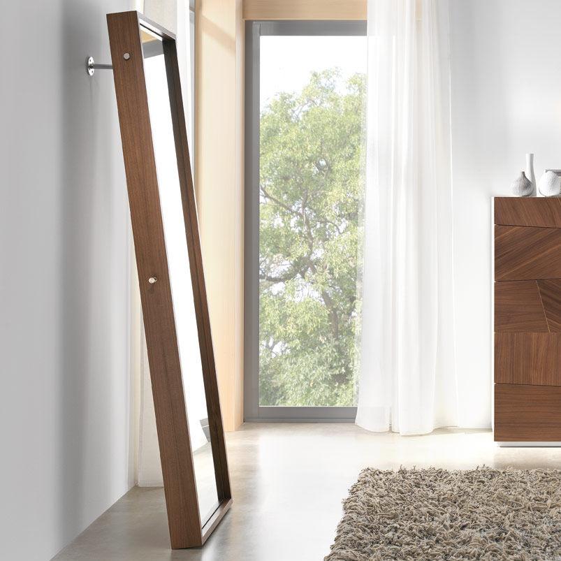Specchio da terra / per camera da letto / moderno ...
