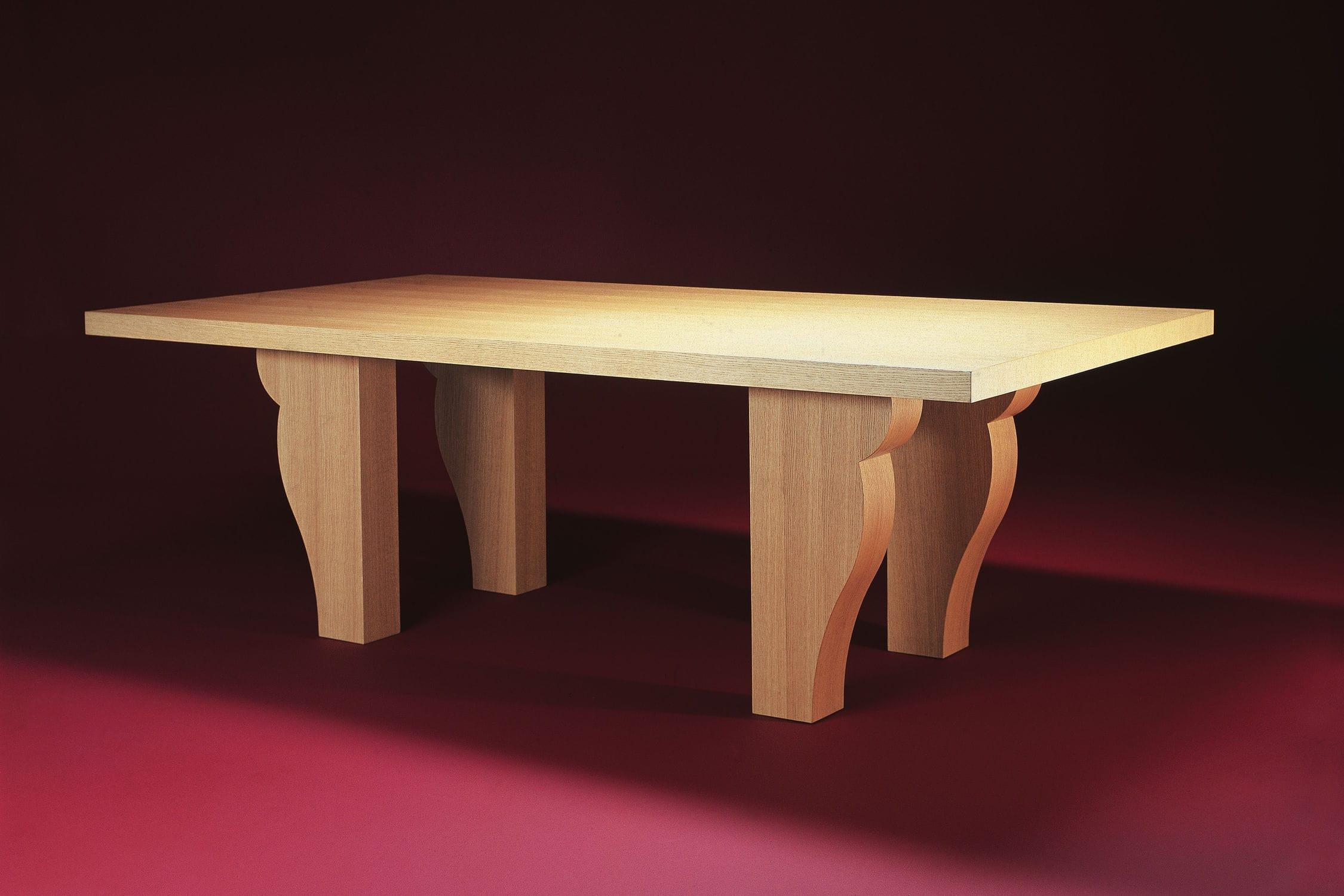 Tavolo Pranzo Art Deco tavolo da pranzo art deco - 1935 - ecart international - in