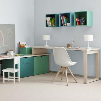 Mensola / moderno / in legno / per camera da letto - Asoral
