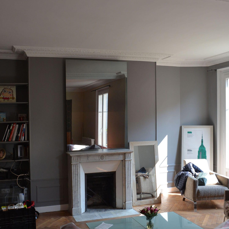 TV a specchio a muro / da sala / per camera da letto / 4K ...