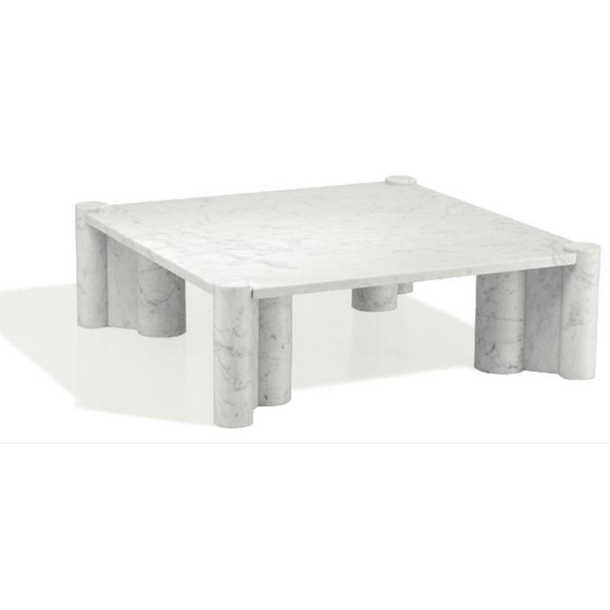 Tavolini Da Salotto Knoll.Tavolino Basso Moderno In Marmo Con Supporto In Marmo