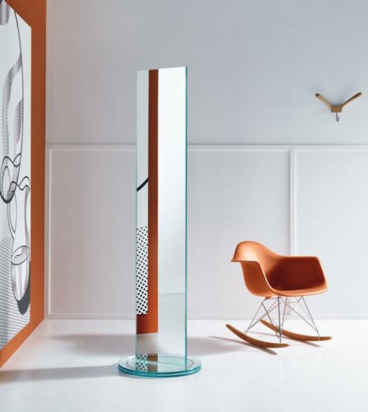 Specchio da terra - SOGLIA - TONELLI Design - a doppia ...