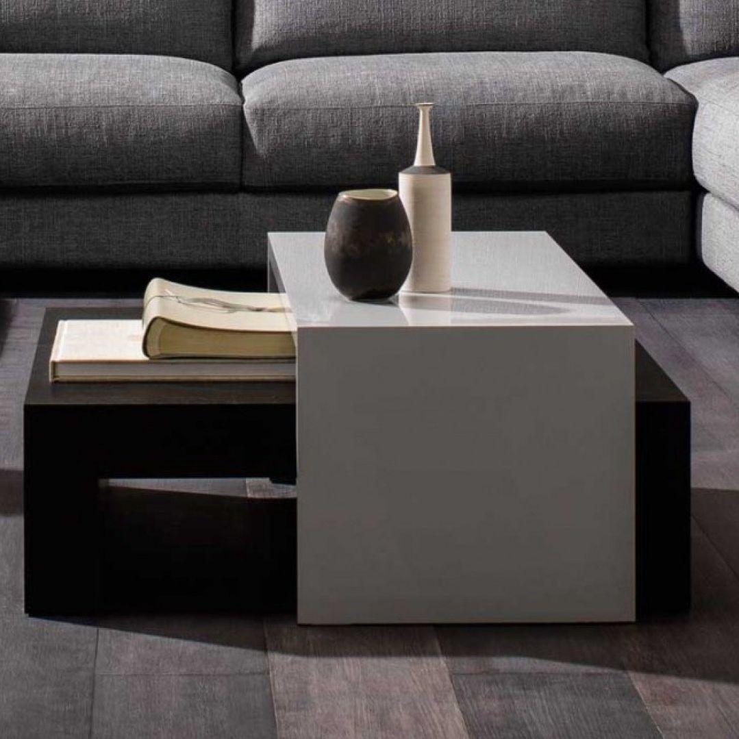 Tavolino Salotto Natuzzi.Tavolino Basso Moderno In Legno Rettangolare Quadrato