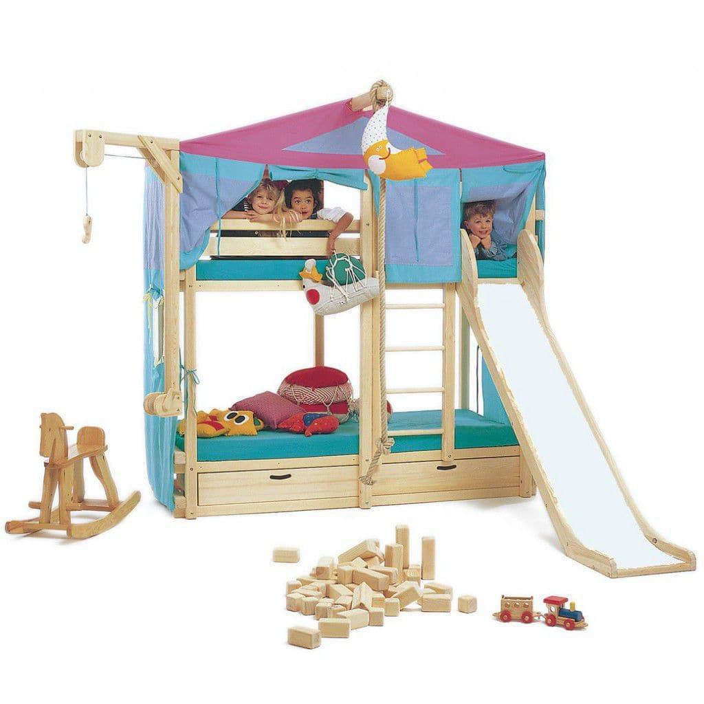 Letti A Castello Woodland.Letto A Castello Monterey Woodland Meubles Pour Enfants Singolo Moderno Per Bambini Unisex