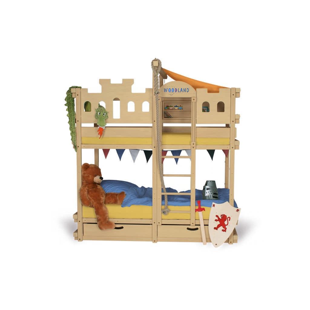 Woodland Letti Per Bambini.Letto A Castello Monterey Woodland Meubles Pour Enfants
