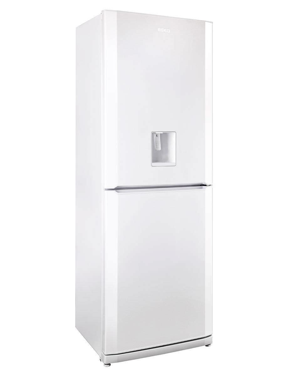 Frigorifero combinato ad armadio / bianco / con dispenser d\'acqua / con  congelatore basso CFD7914AP Beko