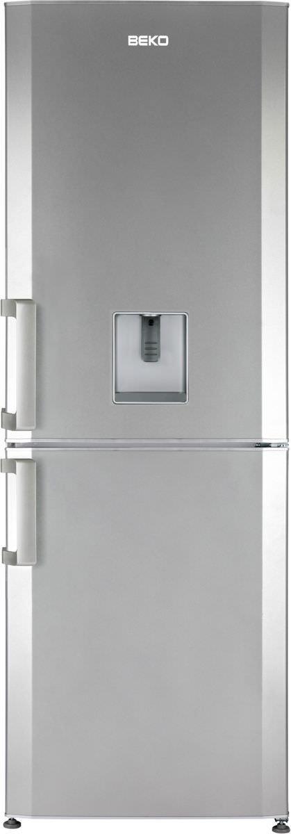 Frigorifero combinato ad armadio / bianco / con dispenser d ...