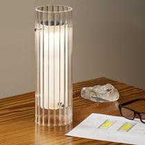 Lampada da tavolo / moderna / in vetro borosilicato / dimmerabile