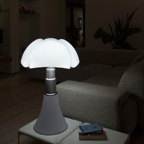 Lampada da tavolo / moderna / in acciaio inox / in alluminio verniciato