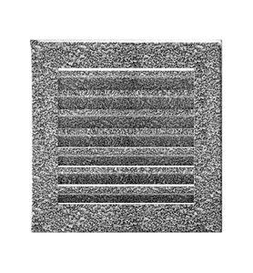 griglia di ventilazione in acciaio inox